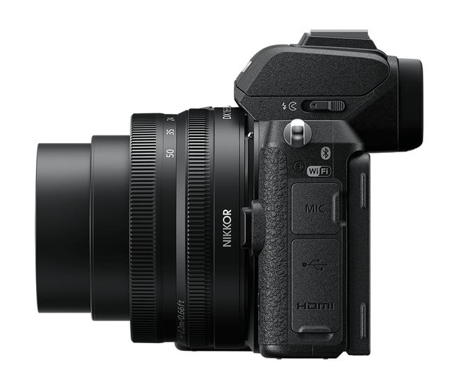 Z 50 + 16-50mm + FTZ Adapter