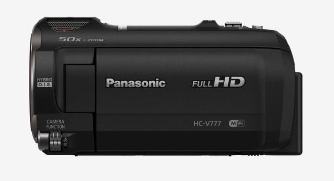 HC-V777 Camcorder 3'' LCD-Display 20fach optischer Zoom 12,7MP