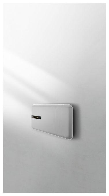 BTM2660W Mini-Stereoanlage MP3-CD CD-R/RW USB Smart-Gerät Weiß