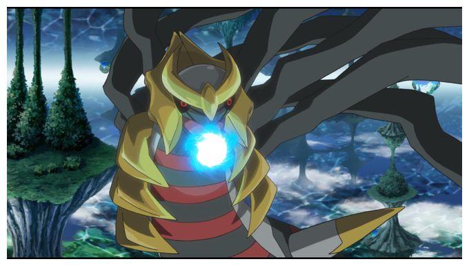 Pokemon 11-Giratina Und Der Himmelsritter (DVD)