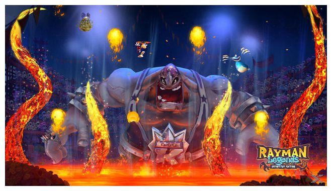 Rayman Legends - Definitive Edition (Nintendo Switch)