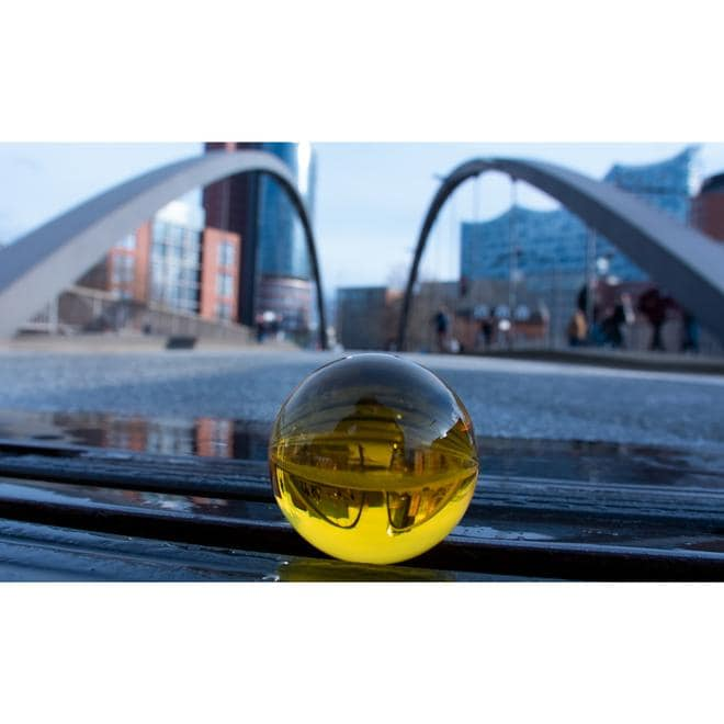 Lensball Gold