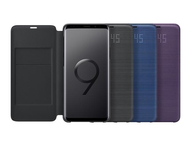 EF-NG965 LED View Cover Smartphone-Schutzhülle für Galaxy S9+