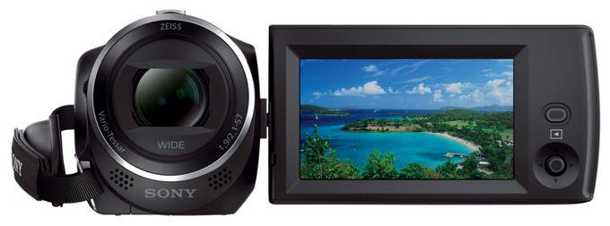 HDR-CX240E Handycam mit HD und CMOS Sensor
