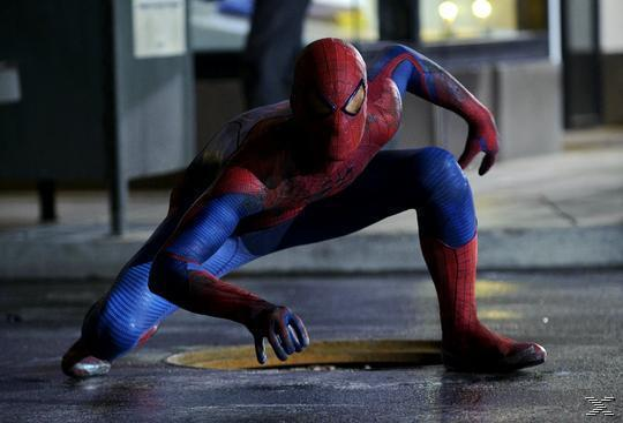 The Amazing Spider-Man 1 + 2 - 2 Disc Bluray (BLU-RAY)