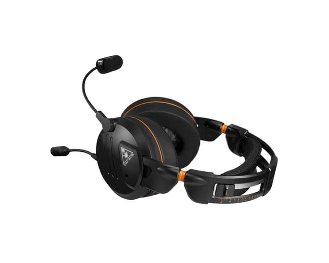 Ear Force Elite Pro Gaming-Headset ComforTec Fit System