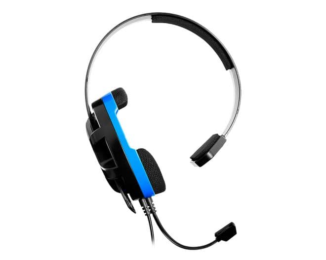 Beach Recon PlayStation Gaming-Headset Over-Ear Schwarz