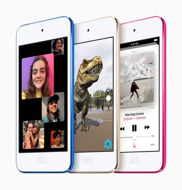 "iPod Touch MP3-Player 32GB 10,16cm/4"" Bluetooth Pink"