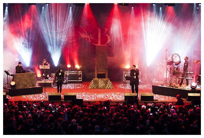 Blutengel – Live Im Wasserschloss Klaffenbach DVD-Box (DVD + CD)