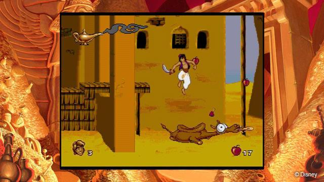 Disney Classic Games: Aladdin and The Lion King (PlayStation 4)
