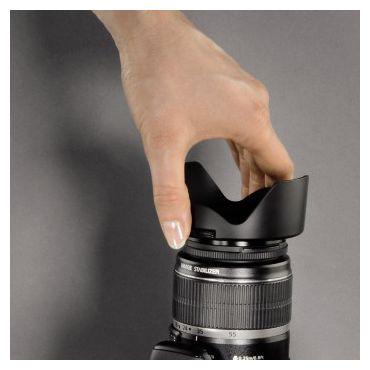 """00093667 Gegenlichtblende """"Snap"""" Objektivdeckel, Weitwinkel-Objektive 67 mm"""