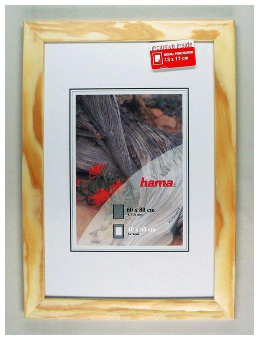 """00059637 Holzrahmen """"Riga"""" 60x80cm"""