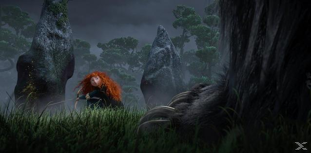 Merida - Legende der Highlands (BLU-RAY)