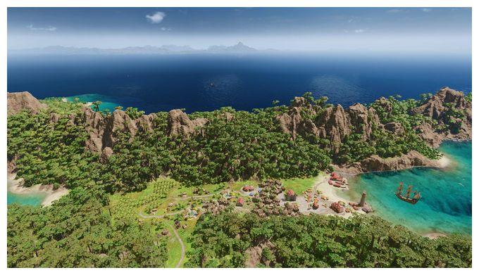 Port Royale 4 (PlayStation 4)