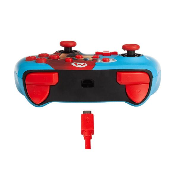 Enhanced Wired Controller For Nintendo Switch Mario Punch Analog / Digital Gamepad Nintendo Switch kabelgebunden