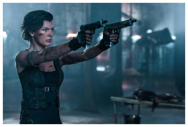 Resident Evil: The Final Chapter (4K Ultra HD BLU-RAY + BLU-RAY)