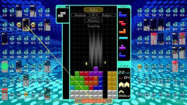 TETRIS 99 (Nintendo Switch)