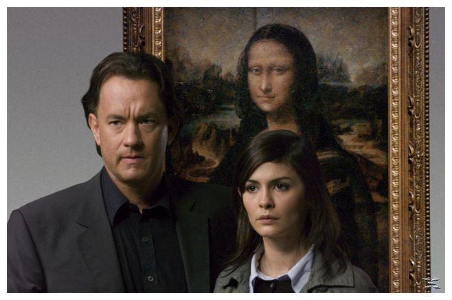 The Da Vinci Code - Sakrileg, Illuminati, Inferno DVD-Box (DVD)