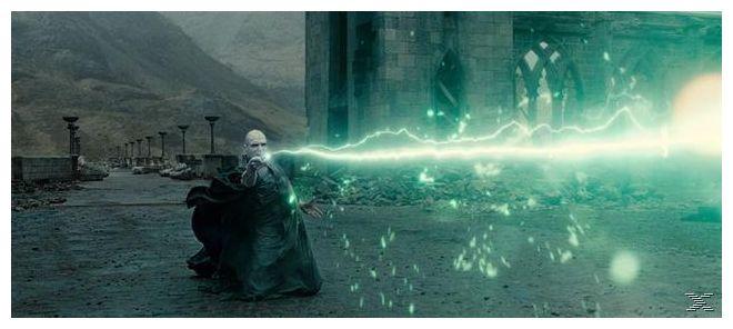 Harry Potter und die Heiligtümer des Todes - Teil 1 & 2 BLU-RAY Box (BLU-RAY 3D)