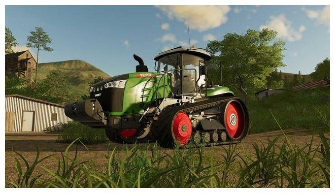 Landwirtschafts-Simulator 19 (Xbox One)
