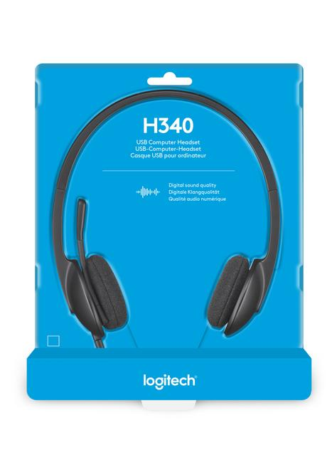 H340 Stereo-Headset ultra leichtes Design