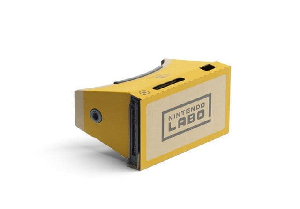 Nintendo Switch Labo - Toy-Con 04 VR-Kit Starter-Set