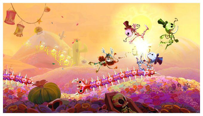 PlayStation Hits: Rayman Legends (PlayStation 4)