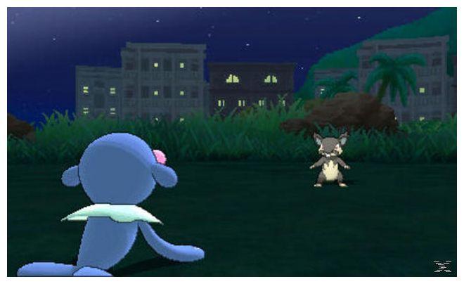 Pokémon Ultramond (Nintendo 3DS)