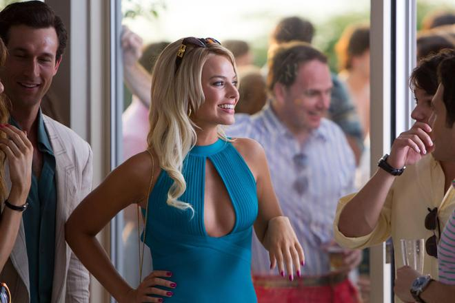 The Wolf of Wall Street (BLU-RAY)