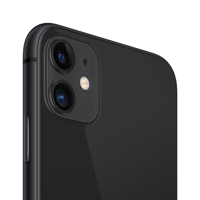 "iPhone 11 Smartphone 15,5cm/6,1"" iOS 12MP 128GB Schwarz"