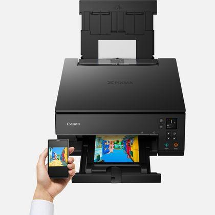 PIXMA TS6350 All in One A4 Tintenstrahl Drucker 4800 x 1200 DPI