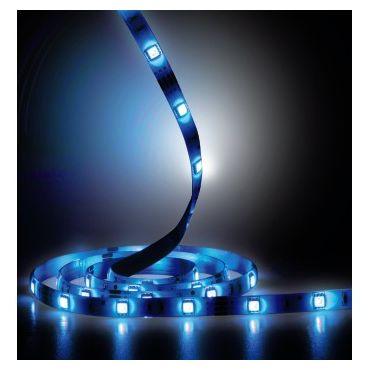 "96016 LED-Band ""TV-Relax"" mit USB-Anschluss 16 Farben RGB 2x50 cm"