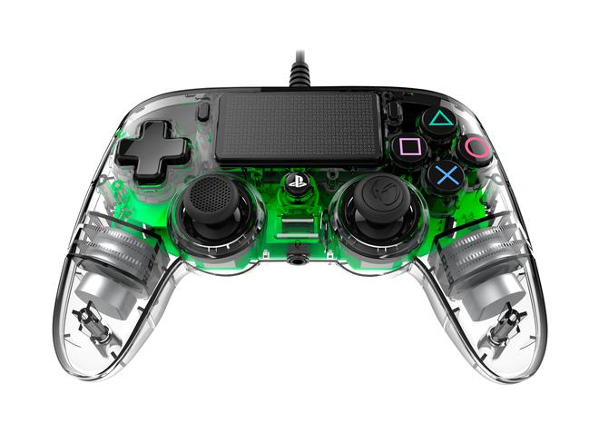 Wired Illuminated Compact Controller Analog / Digital Gamepad PlayStation 4 kabelgebunden