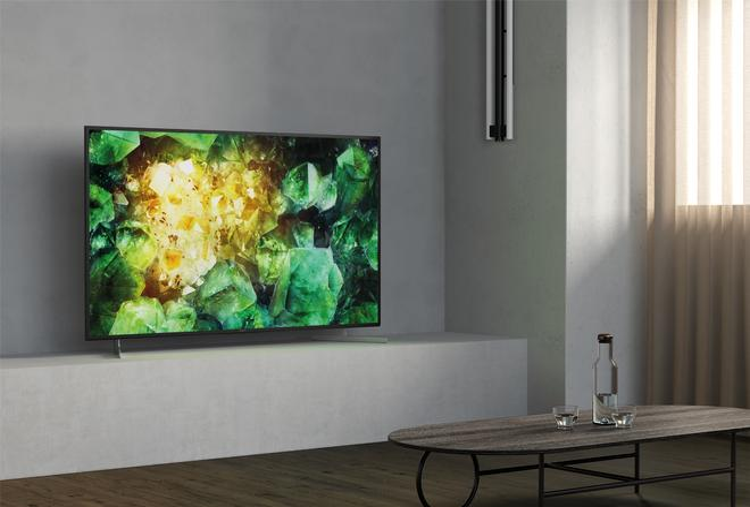 55XH81 Smart-TV 139 cm 55Zoll LED UHD 4K A