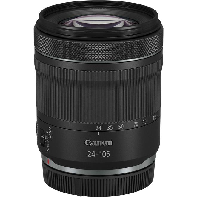 EOS RP + RF 24-105mm F4-7.1 IS STM