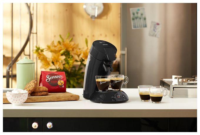Original Kaffee Boost Technologie, Kaffeepadmaschine