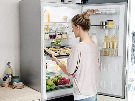 Kühlschrank Pad : Neff kühlschrank gourmettablett youtube
