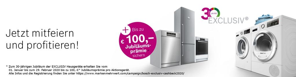 Bosch Jubiläum