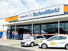 Expert technomarkt filiale erding