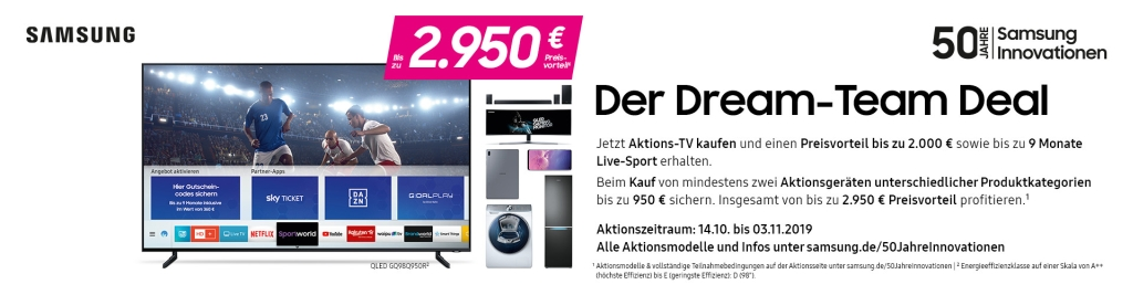 #Superdeals Dream-Team Deal