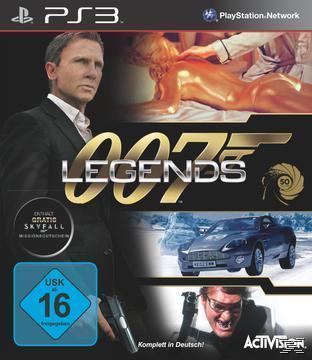 007 Legends (Playstation3) für 29,99 Euro