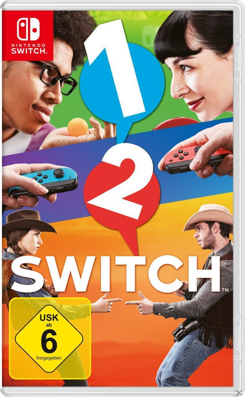 1-2-Switch (Nintendo Switch) für 49,99 Euro