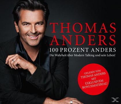 100 Prozent Anders (CD(s)) für 14,49 Euro