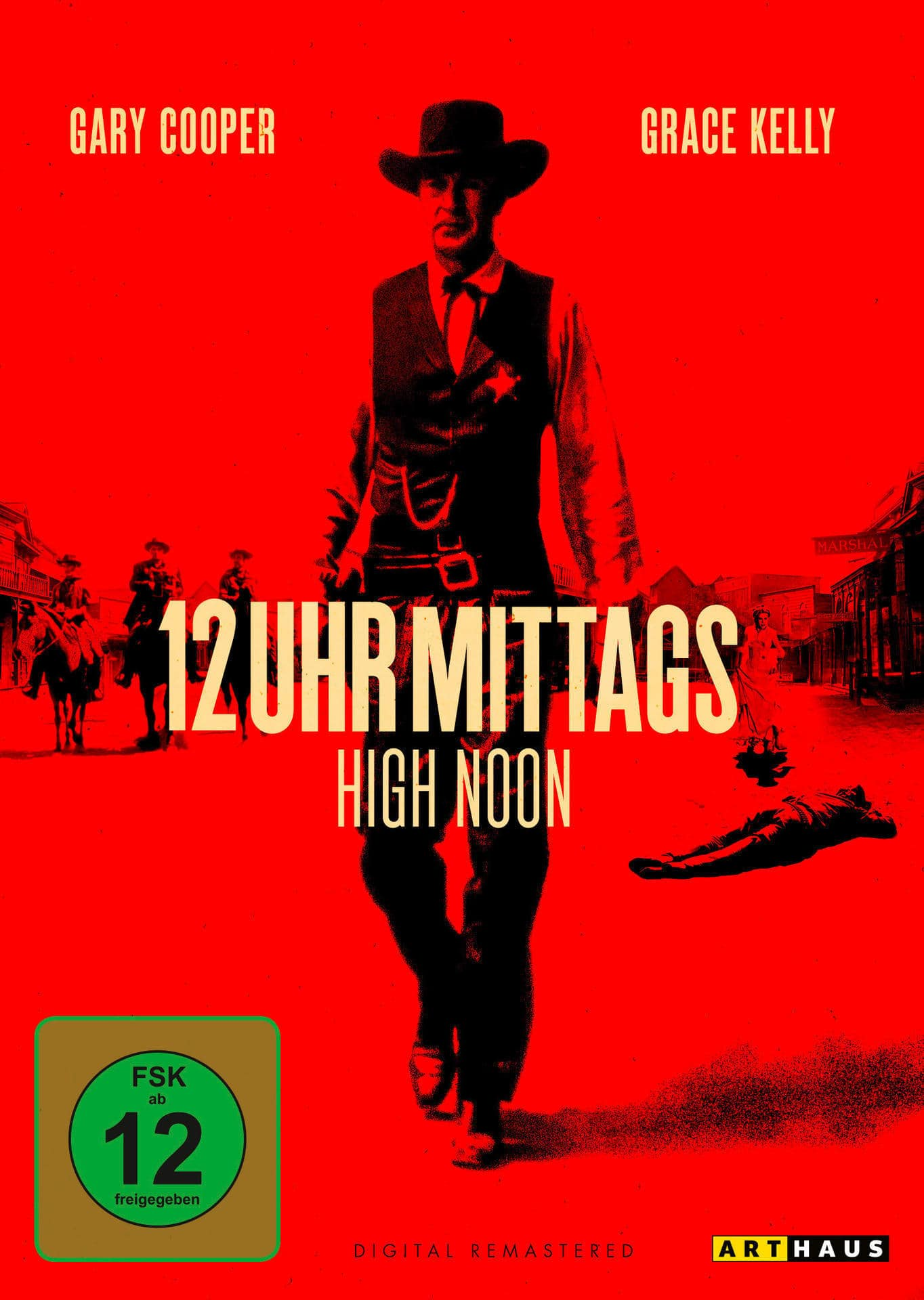 12 Uhr mittags Digital Remastered (DVD) für 9,99 Euro