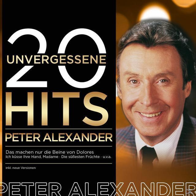 20 Unvergessene Hits (Peter Alexander) für 5,00 Euro