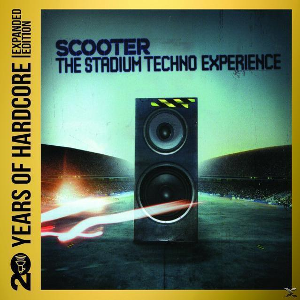 20 Years Of Hardcore-Stadium Techno Experience (Scooter) für 12,99 Euro