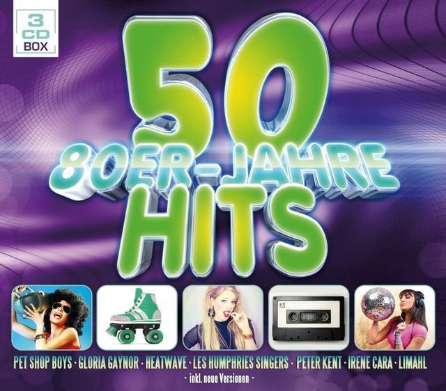 50 80er-Jahre Hits (VARIOUS) für 5,99 Euro