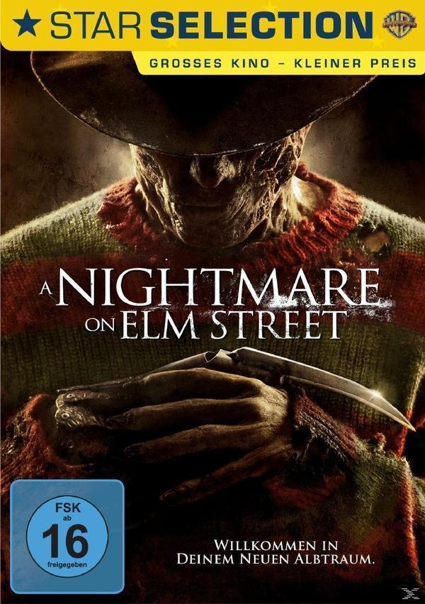 A Nightmare on Elm Street Star Selection (DVD) für 8,99 Euro