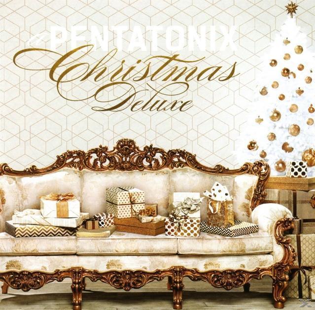 A PENTATONIX CHRISTMAS DELUXE (Pentatonix) für 13,99 Euro