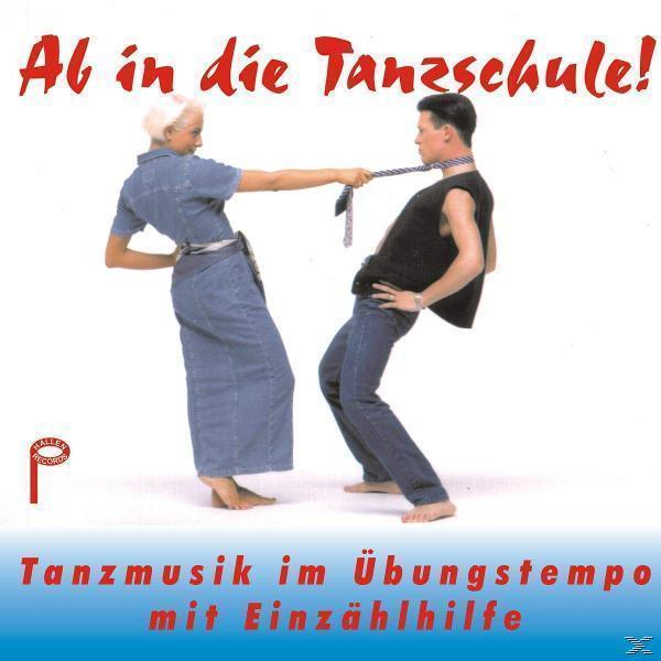 Ab In Die Tanzschule! Vol.1 (Klaus Tanzorchester Hallen) für 11,49 Euro